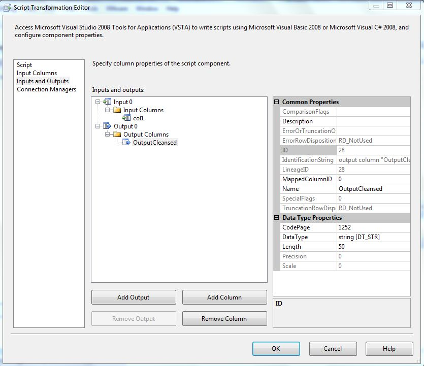 Regular Expression in SSIS - Reza Rad's Technical blog